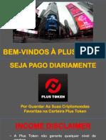Apresentação Plus Token Português