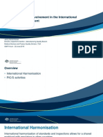 Presentation Overview Tga Involvement International Regulatory Environment 180816011327