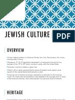 jewish culture  ana i zarlinski