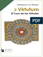 Ordo Virtutum. El Coro de Las Virtudes p
