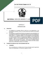 44. Nota de Aula Don de Mando y Liderazgo