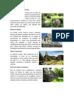 Sitios Arqueologicos de Centroamerica
