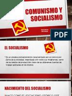 Comunismo y Socialismo