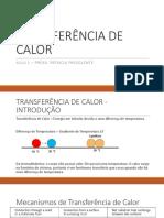 Aula 1 - Transferencia de Calor - Conceitos (2)