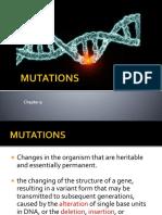9 Mutations