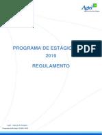 Regulamento CEMIG 2019