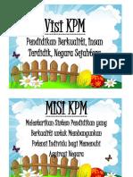 Misi Visi KPM