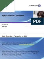 Procedimentos - Acao Corretiva Preventiva.pps