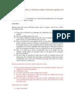 COMENTARIO A LA ÉTICA A NICÓMACO, Libro 1, lección 1, 1-7.docx