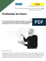 Profissões Do Futuro