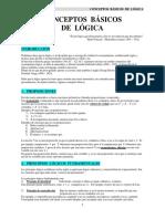 03 Tema 01 Conceptos Basicos de Logica