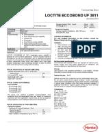 LOCTITE 3811 Eccobond Uf 3811 En