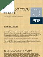 Mercado Comun Europeo