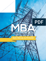 MBA Electrical & Power