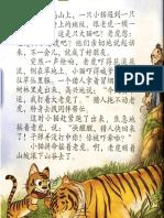 小猫和老虎
