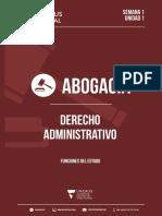 Modulos de Administrtivo  UNCAUS