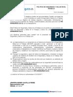 ANEXO 1. POLITICA DE SEGURIDAD Y SALUD EN EL TRABAJO v2.docx
