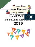 Kalendar Akademik 2019 (2)