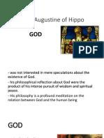 St Augustine Pres Philo