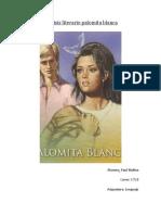 Análisis Literario Palomita Blanca