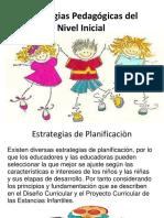 Estrategias Pedagógicas Del Nivel Inicial (2)