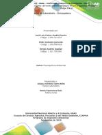 Informe Laboratorio - Fisicoquimica Ambiental