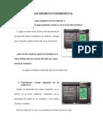 PROCEDIMIENTO EXPERIMENTAL electromagne.docx