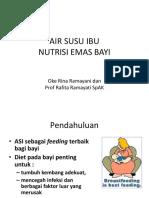AIR SUSU IBU