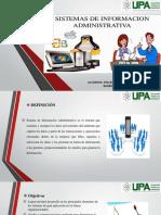 Sistemas de Información Administrativa