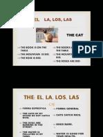1-6-Artículos Definidos e Indefinidos en Inglés