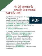 Aplicación del sistema de administración de personal SAP.docx