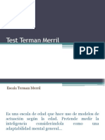 Test Term an Merri l