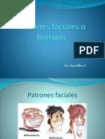 Patrones Faciales o Biotipos (VERT)