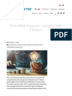 S_4HANA Finance – Simpler SAP Finance _ Symmetry Corporation