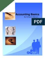Accounting Basics by Srikanth Benoni