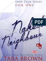 The Dinner Club Series 01 - Dear Naked Neighbour - Tara Brown.pdf