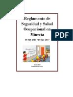 Reglamento de Seguridad y Salud Ocupacional en Minera MOD 023.pdf