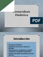 Cetoacidosis Diabetica y Coma