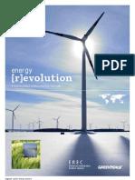 Energy Revolution Global Report