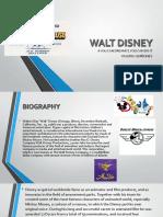 Walt Disney Ingles