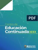 Cover Agenda CEC
