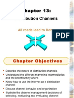 Distribution Channl