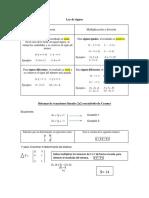 Ley de signos + ecuacion cramer.docx