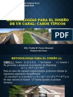 Diseño de Un Canal_casos Tipicos