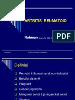 8 Rheumatoid Arthritis