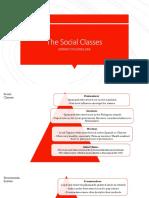 Perez_SOCHIST Social Classes Spanish Era