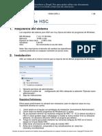 05 HSC Installation ES.docx