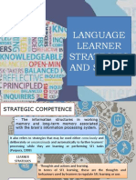 Language Learner Strategies and Styles