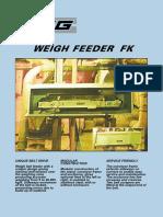 Weight feeder