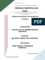 ENFOQUE CALSICO DE ADMINISTRACION JESSI MONOGRAFIA.docx